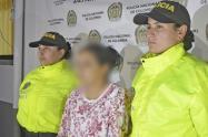 Captura de mujer que asesinó a sus dos hijos recién nacidos en Angostura, Antioquia