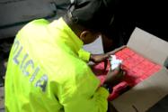 Decomisaron varias cajas con medicamento en mal estado en Medellín