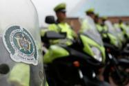 Falsos policías robaron en centro comercial del centro de Medellín