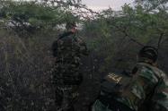Autoridades buscan a los delincuentes que secuestraron a una mujer en Ituango, Antioquia