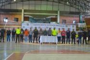 23 presuntos integrantes de esta organización fueron capturados.