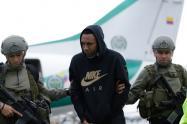 Jhon Eduis Viáfara Mina, futbolista retirado detenido