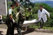 Hallan dos cuerpos en Caldas, Antioquia
