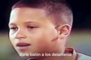 River celebra el dia del niño en Argentina con emotivo video de Juan Fernando Quintero