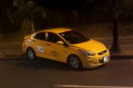 Mujer fue violada en taxi