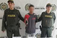 Capturan a sicario venezolano en Caucasia, Antioquia
