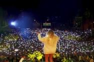 Se presentaron algunos incidentes en concierto de Karol G en Medellín