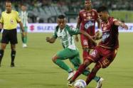 Hijo o No, Deportes Tolima volvió a superar al Atlético Nacional