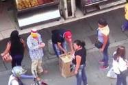 No caiga en el juego de la bolita en Medellín, dicen autoridades