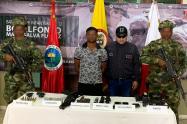 """¡Cayó """"Yeiler""""! Presunto guerrillero del ELN, quien habría participado en secuestros en Antioquia"""