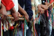 En las comunidades Embera Eyábida de Dabeiba, Frontino, Urrao y Murindó se quedaron sin alimentos.