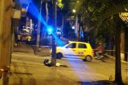Un venezolano fue asesinado dentro de un inquilinato en el centro de Medellín