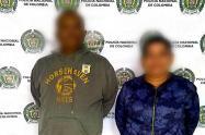 Capturan pareja que habríanhurtado apasajeros en un bus en Medellín