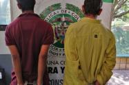 Capturan a dos hombres por incendiar los cerros de San Javier  de Medellín
