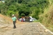 Repudio por asesinato de una mujer en San Carlos, Antioquia