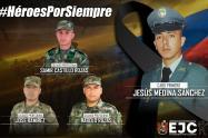 Militares asesinados en Caucasia, Antioquia