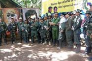 """En Antioquia buscan a """"La Frita"""", uno de los disidentes que aparece en el video de las Farc"""