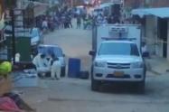 Esta sería la víctima número 119 este año en ese municipio del norte del Valle de Aburrá.