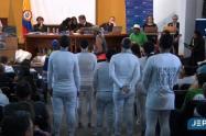 Audiencia de la JEP sobre desaparecidos en zona de Hidroituango