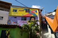 """Capturan a """"Ratón"""" por muerte de guía turístico en la Comuna 13 de Medellín"""