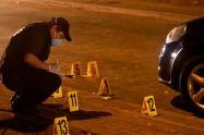 Referencia homicidios en Medellín.