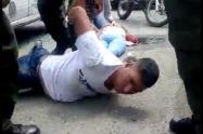 El agresor fue capturado por tentativa de feminicidio