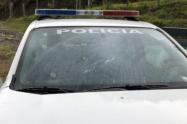 Un policía resultó herido en ataque armado en Ituango, Antioquia