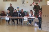 Desaparecido hace 4 años en Medellín se presentó a votar