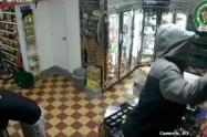 """Cayó banda de fleteros, los """"tatos"""" dedicada al robo de tiendas y almacenes en Medellín"""