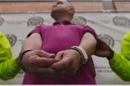 """Recapturan a alias """"oficina"""", presunto delincuente con más de 34 antecedentes judiciales en Medellín"""