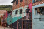 Tomada de @Sharty_One artistas de Guatemala que participa del encuentro