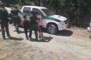 Una de la víctimas mostraba intentos de suicidio.