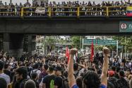El alcalde Federico Gutiérrez aseguró que la ciudad está preparada ante cualquier eventualidad.