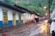Emergencia en Jericó, Antioquia