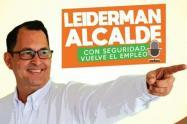 Leiderman Ortiz Berrío, alcalde electo de Caucasia