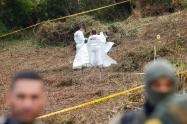 Referencia homicidio Santa Elena