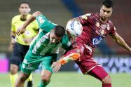 Nacional vs Tolima, Liga Águila
