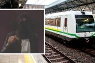 Investigan veracidad de video con amenaza al Metro durante el paro nacional