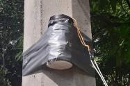 Instalaron, al parecer, artefactos explosivos en la Universidad de Antioquia