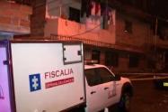 Hallan cadáver en el barrio popular de Medellín