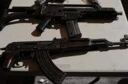 Policía ha incautado casi mil armas en Medellín