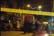 La víctima del ataque recibió varios disparosque le provocaron su muerte.