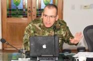 General Juan Carlos Ramírez.