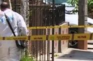 Un padre de familia y su hijo fueron asesinados con arma de fuego en Caldas
