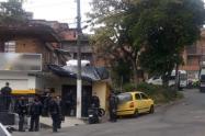 Fuga masiva en estación de policía de Medellín