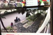 Imágenes de los fleteros responsables del ataque en Medellín