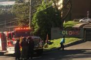 Incendio en Envigado, Antioquia