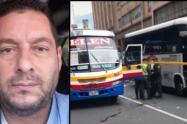La víctima se movilizaba en un bus de la ruta 178 de Belén Altavista