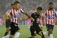 Junior Vs. América - Liga Águila