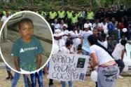El 2019 terminaría sin saber quién mató a Marlon Cuesta, niño de 6 años asfixiado en Medellín